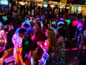 Weekend Dance Party at Bar 101 Charleston West Virginia