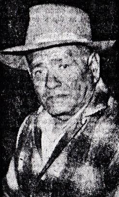 """El capitán del """"Caplina"""", José Herrera Navarro, permaneció en su nave hasta que no se pudo hacer más y salvó a su tripulación. (Foto: Diario """"La Prensa"""")."""