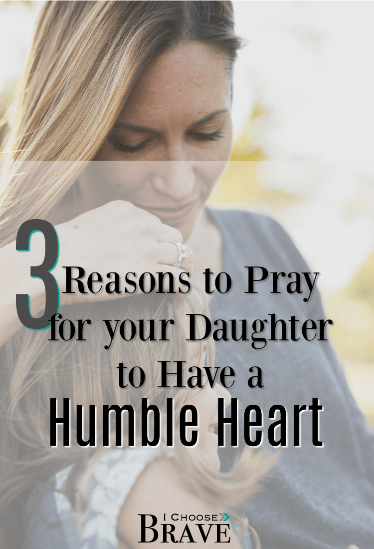 Does humility even matter anymore? Here are three excellent reasons we need to teach our children to have humble hearts.
