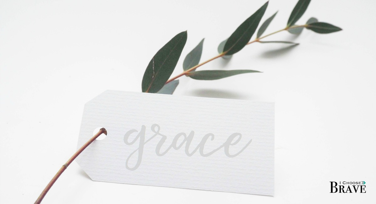 What if grace comes in unexpected packaging sometimes. Would we even recognize it? Would we even see it?