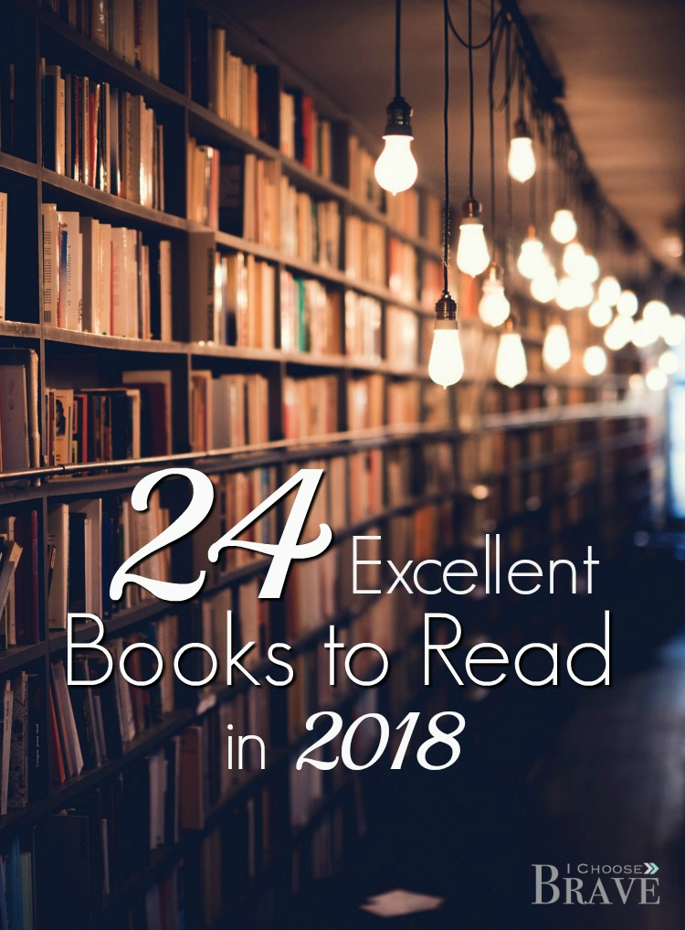 A vast and varied list of excellent books to read in 2018. Plus, 4 of top pick from last year as well.