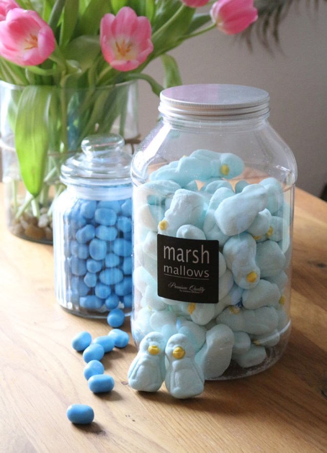 Pinguin Marshmallows