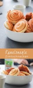 Rezept für Zimtschnecken mi Apfel. Super schnell und lecker.Kanelsnegle ist das dänische Wort für diese Franzbrötchen wie wir Hamburger sagen. Rezept auf dem Blog von | Ichsowirso.de