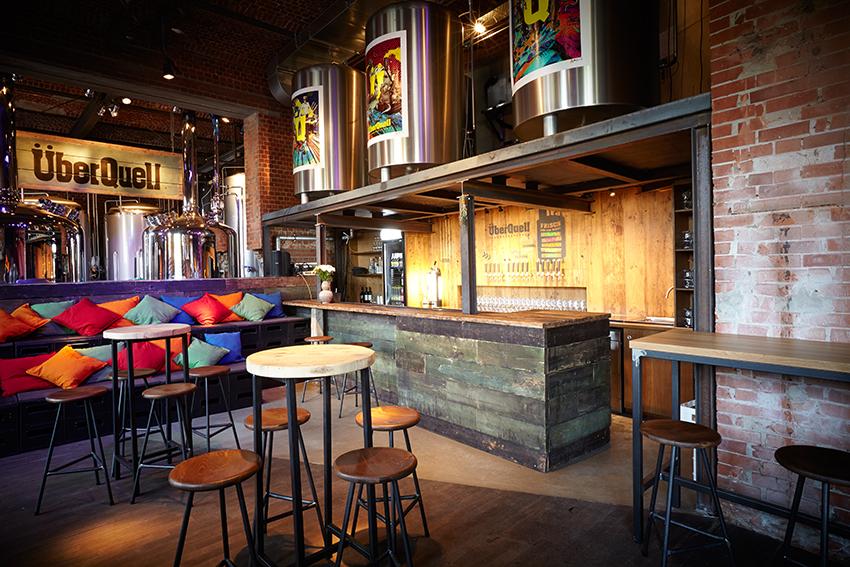 Heute gibt es eine Brauereiführung im Überquell bei dem Riverkasematten auf St. Pauli zu gewinnen. Kommentiert auf dem Blog.