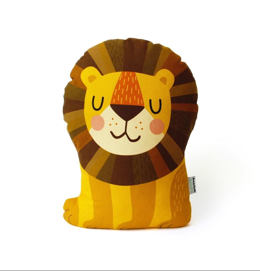 Heute gibt es ein Tierkissen von Käselotti im Adventskalender. Designed und handgemacht von Kathrin Wessel in ihrer hamburger Werkstatt