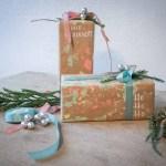 DIY // Geschenkpapier selber machen – Kinderkunst