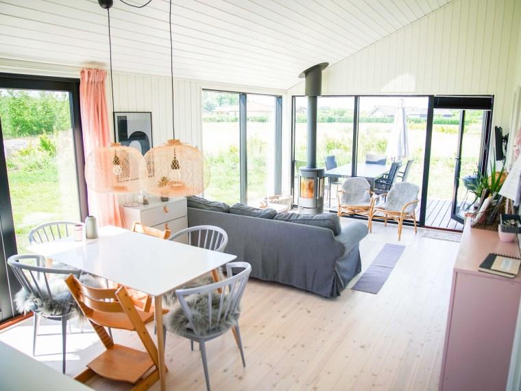 Unser Urlaub im Ferienhaus Hyldebo in Dänemark war so heimelig und wunderbar. Mein Bericht über Haus in der Nähe von Sonderborg findet ihr auf dem Blog