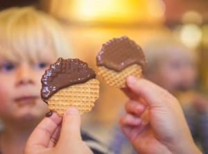 Ein Ausflug ins Chocoversum in Hamburg mit Kindern und Schokolade naschen natürlich . Ein absoluter Hamburg Tip | Ichsowirso.de