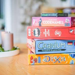 Unsere 13. liebsten Gesellschaftsspiele