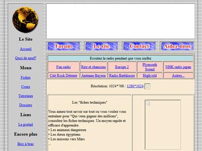 Tevader en 2004