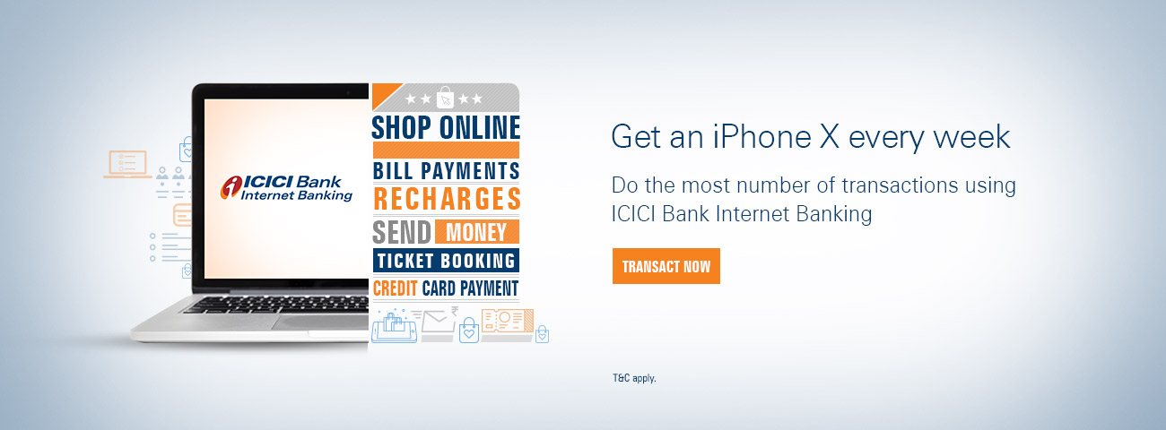 Icici Personal Online Banking