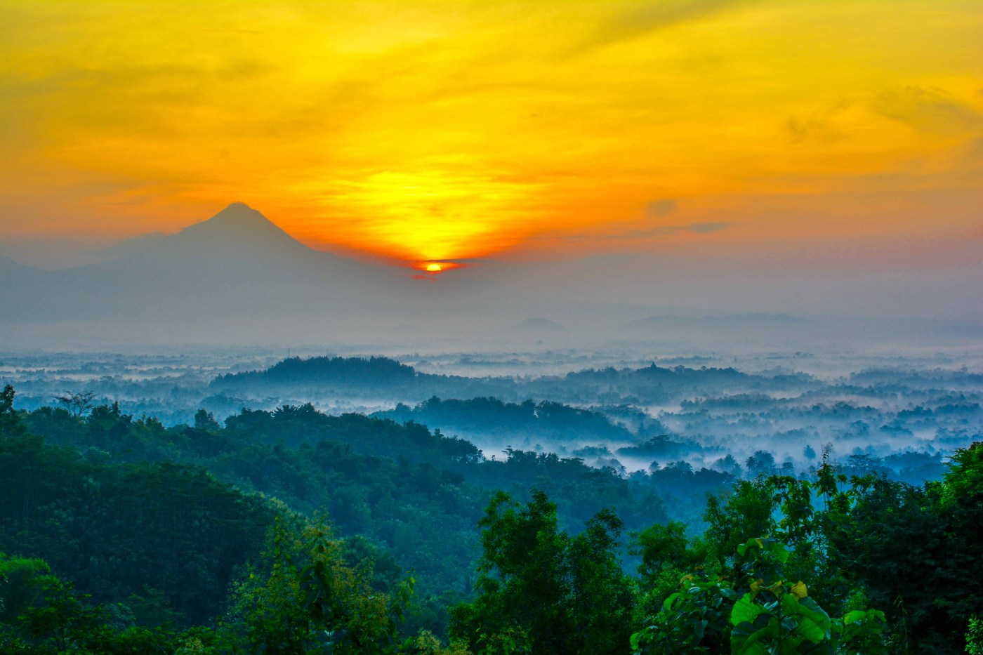 Borobudur Prambanan Indonésie java icietlabas temple blog voyage blogvoyage (1)