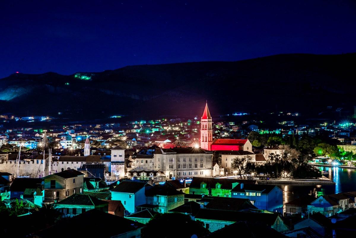 Šibenik trogir vacances voyage croatie