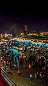 Jemaa El Fna JemaaElFna PlaceJemaaElFna Marrakech Morocco blogvoyage blog voyage icietlabas