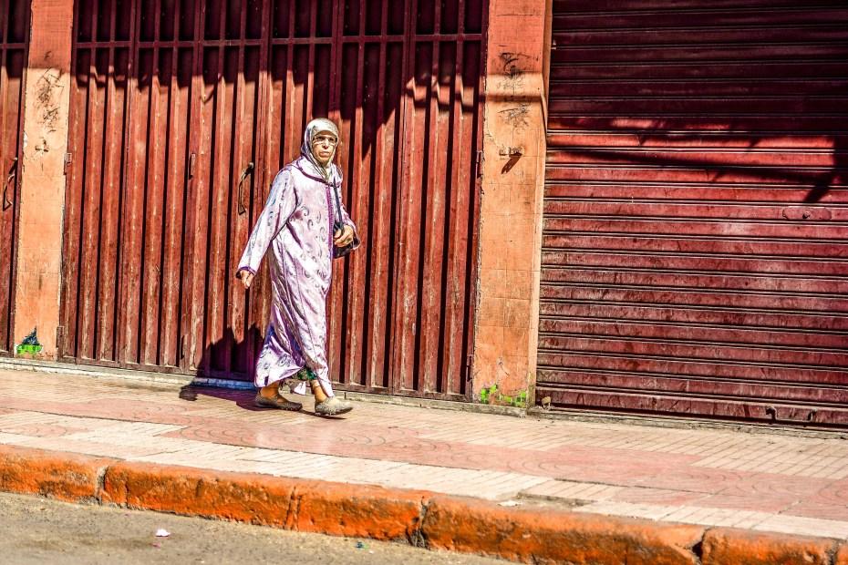 Marrakech Maroc blog voyage blogvoyage icietlabas photo de rue