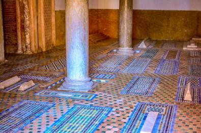 Tombeaux Saadiens maroc marrakech blog voyage blogvoyage icietlabas
