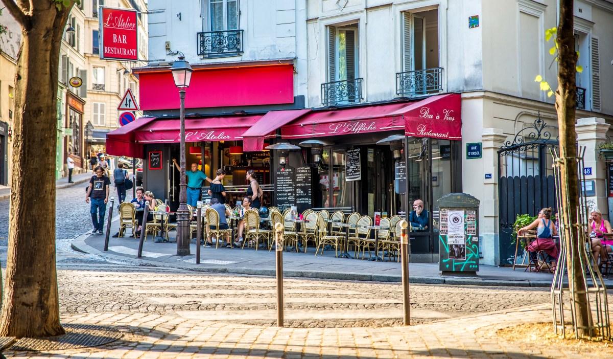 parisienne carnet d'adresses paris parisienne blog voyage icietlabas www.icietlabas.fr