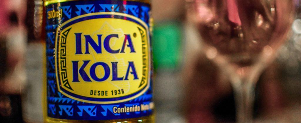 Inca Cola en Amérique du Sud, boisson blog voyage