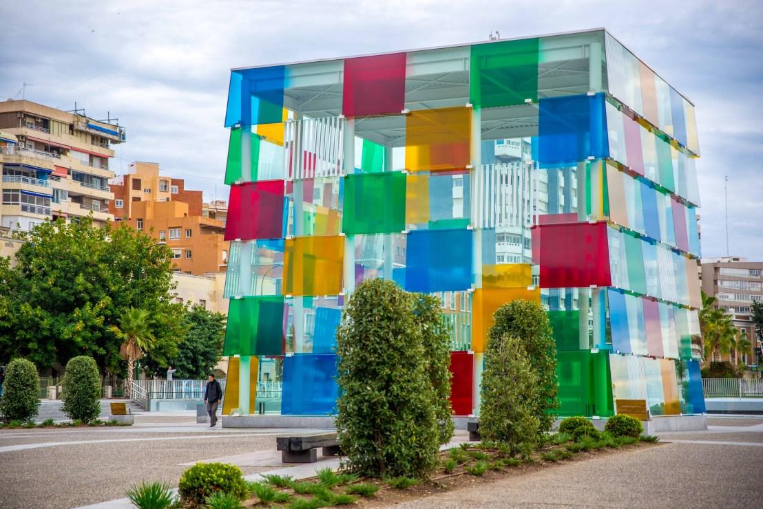 Centre Pompidou en Espagne blog voyage
