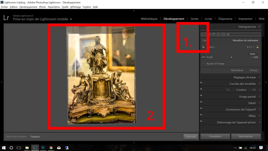Tutoriel Lightroom ! Blog voyage