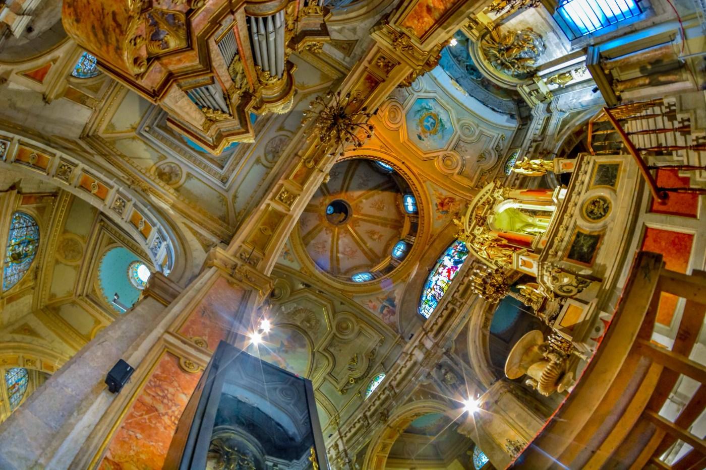 Cathédrale Métropolitaine de Santiago