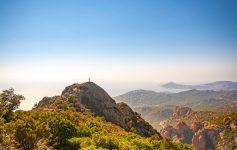 Estérel Randonnée département du Var Provence Alpes Côte d'Azur blog voyage