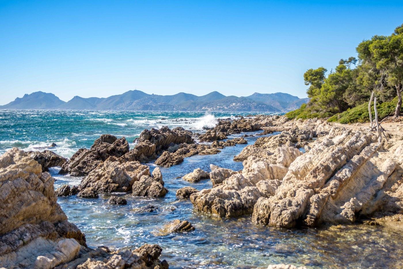 île Saint Honorat îles de Lérins cannes Provence alpes cote d'azur blog voyage ici et là-bas icietlabas