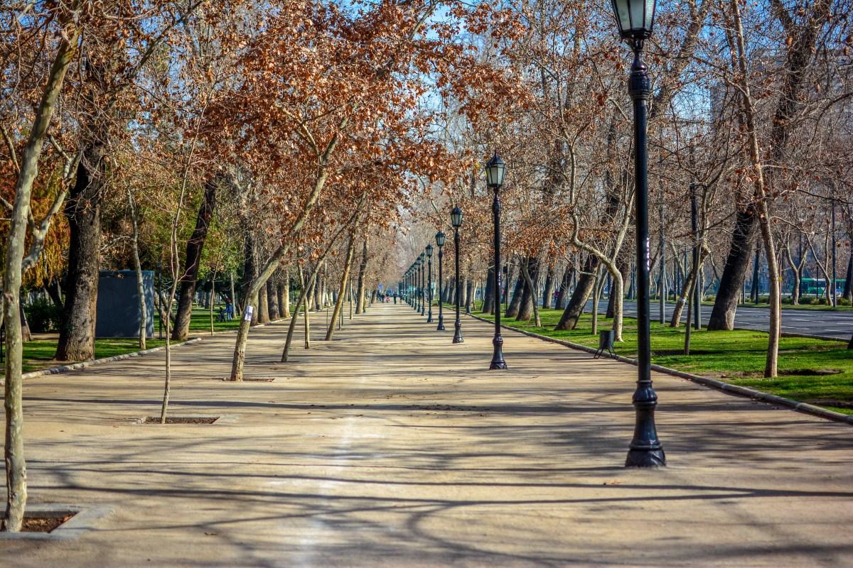 santiago chili blog voyage icietlabas ici et la bas parque floral parc floral