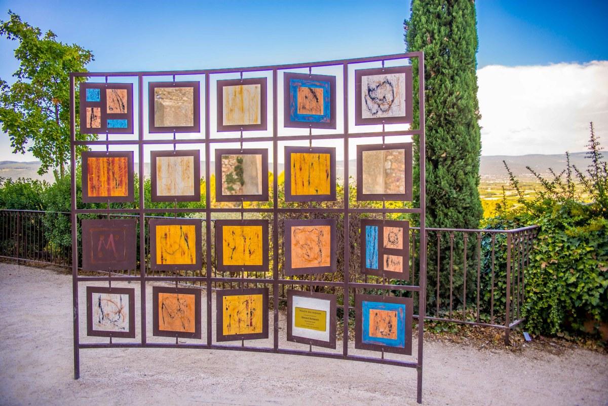 Lubéron, Roussillon, Sentier des ocres, Lourmarin, Gordes, Abbaye de Sénanque, lavande