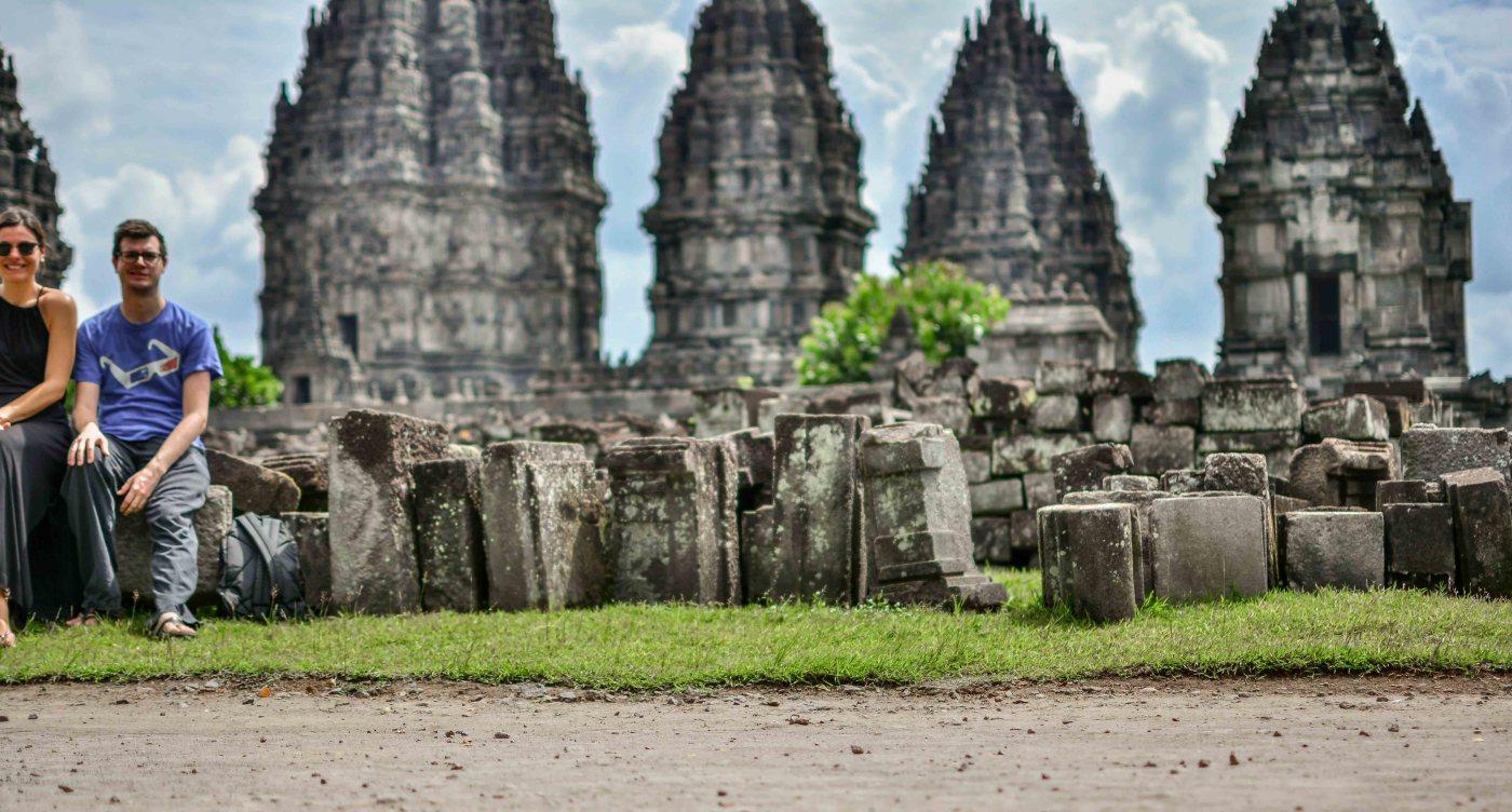 temple de prambanan indonèsie yogyakarta blog blogvoyage icietlabas