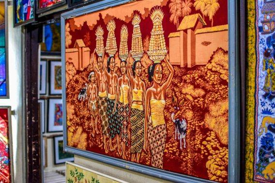Blog de voyage en Indonésie Deux semaines découverte du Batik