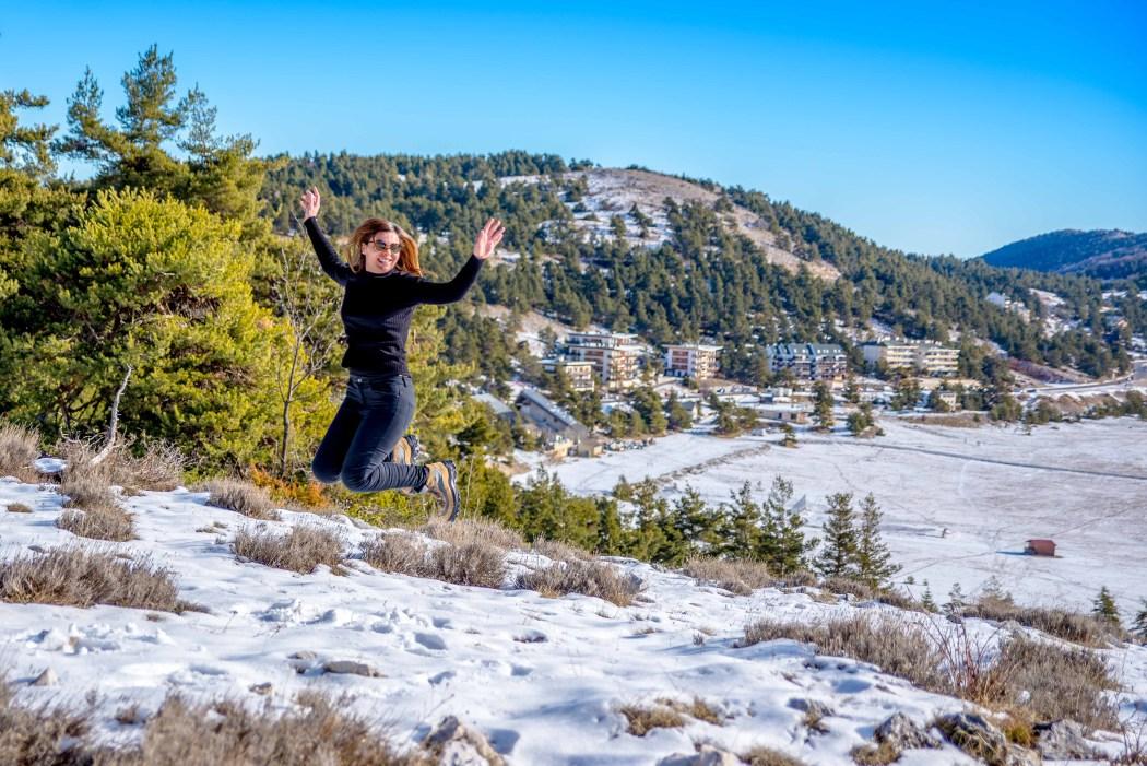 Provence Gréolières les neiges géolièrelesneiges provence alpes cote dazur paca icietlabas blogvoyage blogvoyage