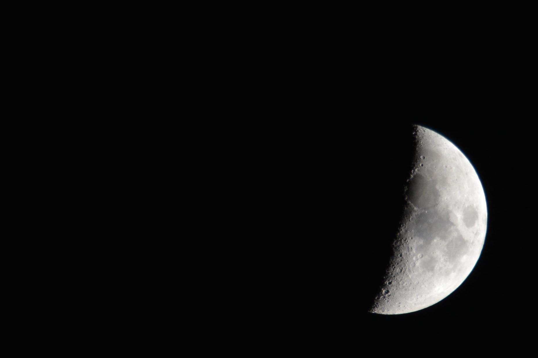 prendre la lune en photo guide tutoriel blog voyage blogvoyage icietlabas