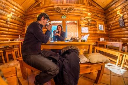 Mercantour Centre nordique du Boréon raquettes Alpes Maritimes mercantour Alpha Loup Blog voyage