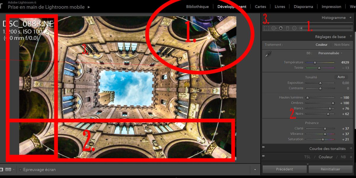 Retouche raw lightroom tutoriel photo photographie blog voyage blogvoyage icietlabas 9