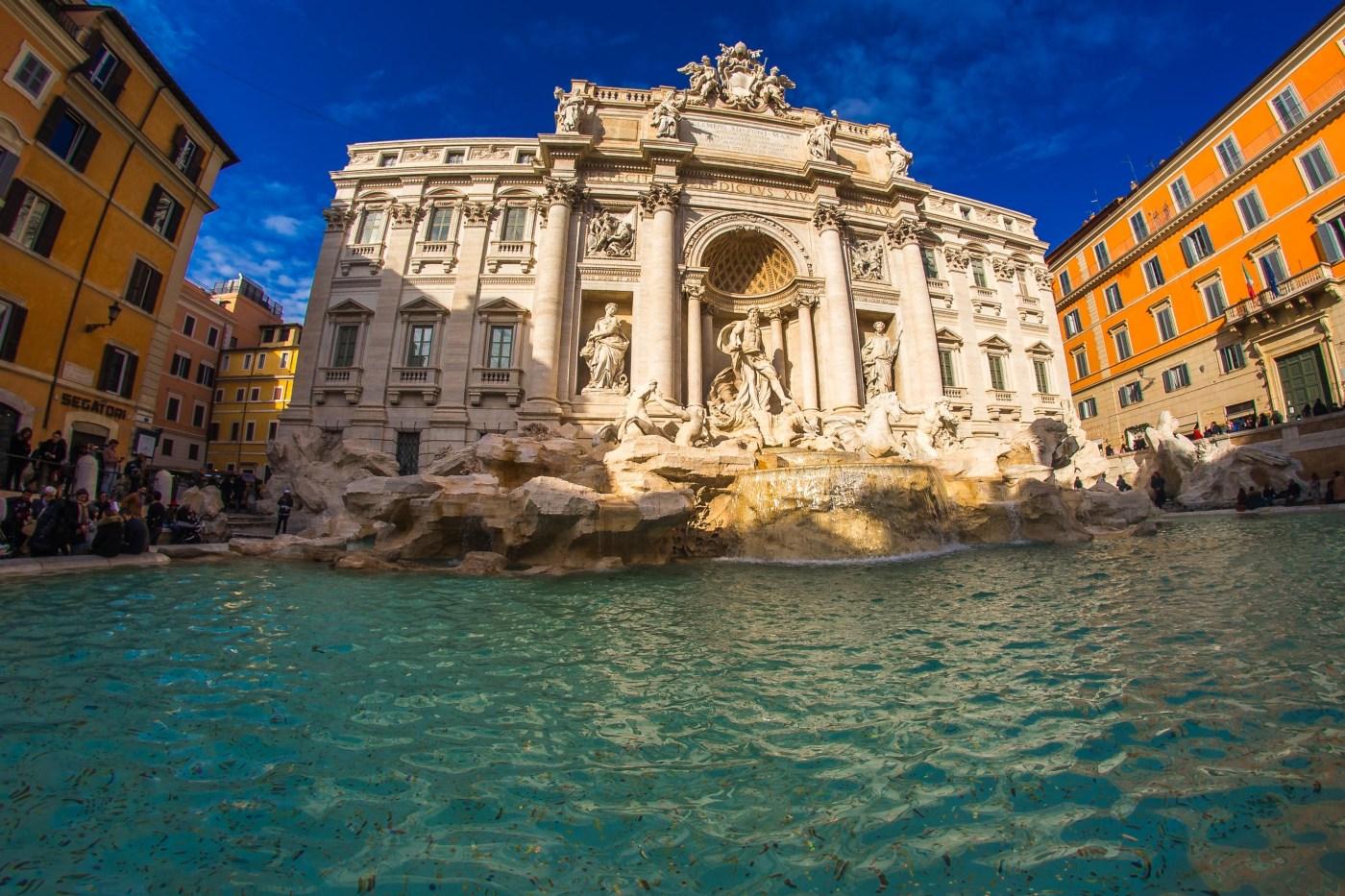 À ne pas manquer à Rome - Vittoriano, Trevi, Trastevere, Villa Borghèse et Gianicolo