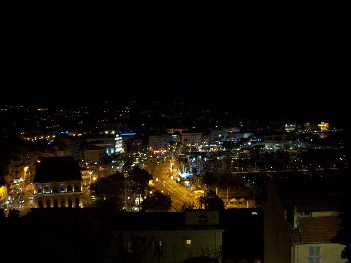 L'appareil fait il le photographe test appareil pourri photo photo de nuit cannes blogvoyage blog voyage icietlabas