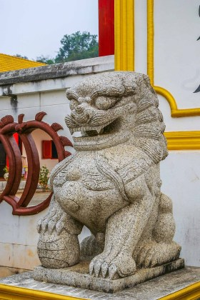 Les Chinois Martyrs le musée commémoratif mae salong maesalong thailande blogvoyage blog voyage icietlabas