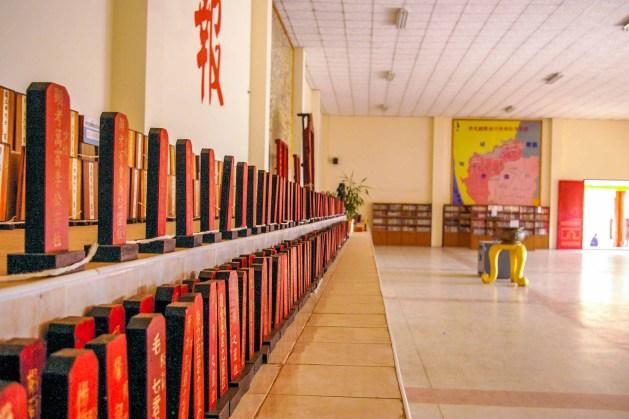 Les Chinois Martyrs le musée commémoratif mae salong maesalong thailande blogvoyage blog voyage icietlabas (7)