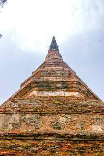 Chiang Saen temple chedi Thaïlande Chiang Rai blogvoyage blog voyage icietlabas (21)