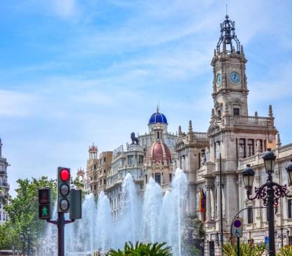Valencia EspanaEspagne Cité des arts et des sciences-Blogvoyage Blog voyage icietlabas roadtrip espagne