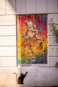 Street Art en Italie Blog voyage