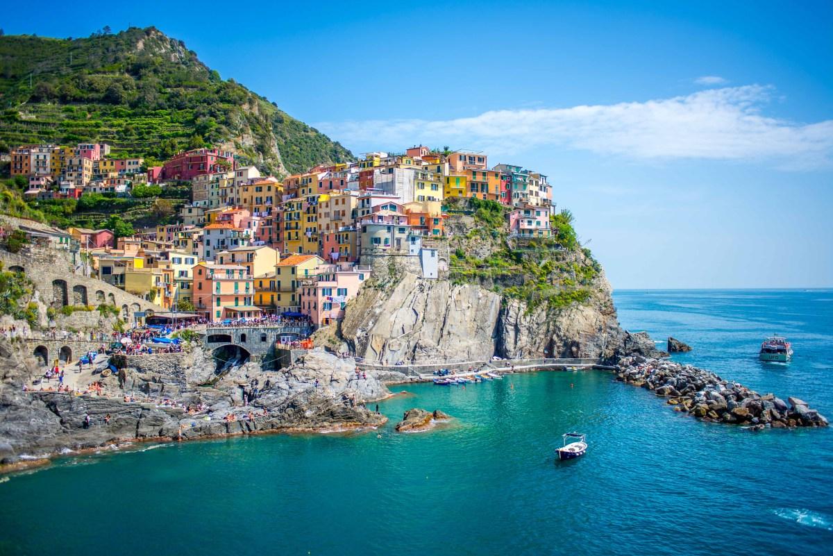 cinq terres cinqterres Manarola italie blog voyage blogvoyage icietlabas