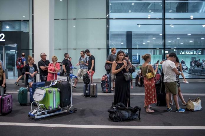 vols retardés vos drois départ en malaisie problème swiss air blog voyage icietlabas