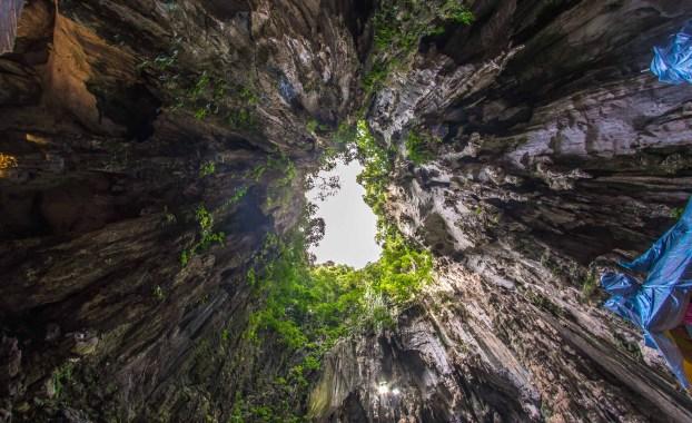Batu Caves Dark Cave Malaisie Kuala Lumpur Blog Voyage Icietlabas