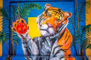 Haw Par Villa Jardins du Baume du Tigre Singapour Singapore asie blog voyage icietlabas