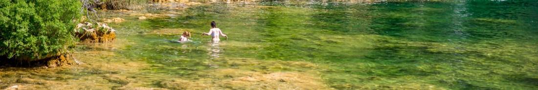 Krka parc national Croatie blog voyage icietlabas