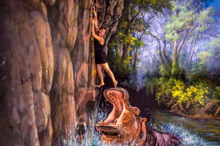 Musée 3D Langkawi Malaisie Asie Blog Voyage Icietlabas