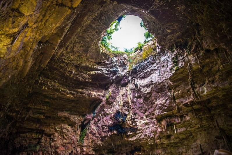 Bari Italie une semaine dans les pouilles Grottes de Castellana Blog Voyage Icietlabas