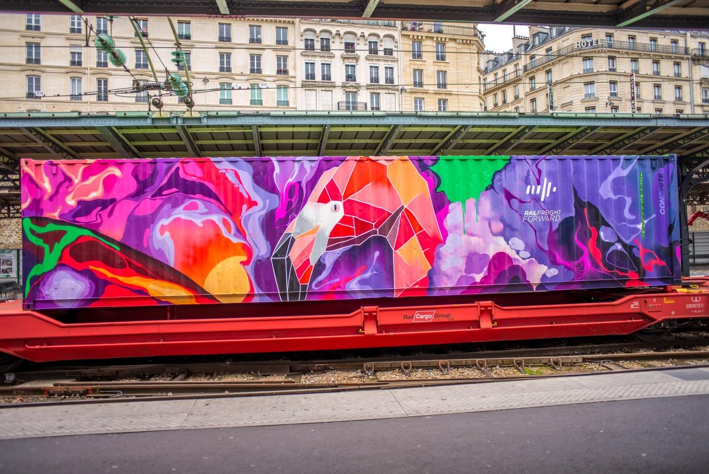 Street Art Paris Blog Voyage Icietlabas